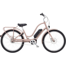 "Electra Townie Go! 8i 26"" Women rose gold"